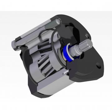 Galtech Hydraulic Gear Pump, Group 2, 1 1:8 Taper, 4 Bolt Flange