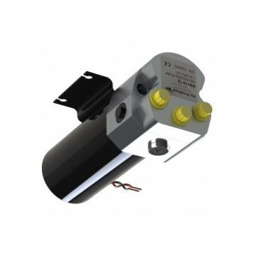 POMPA idraulica azionata elettrico semplice effetto MANUALE VALVOLA DI £ 279.00. + IVA 220 V