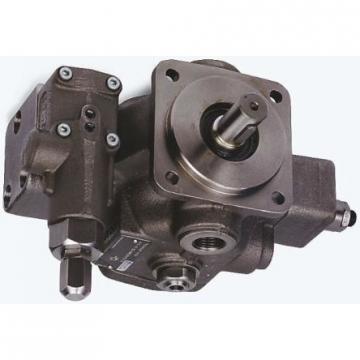 Mannesmann Rexroth PGF2-22/011RH01VE4 Hydraulikpumpe +Halter DE100LB4 Motor-used