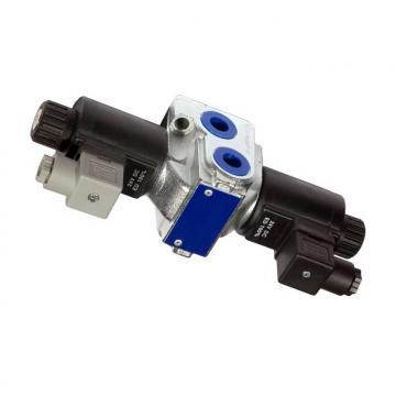 Rexroth Valvola Idraulica controllo direzionale 4WE 6 E62/EG12N9K4/B08 £ 99