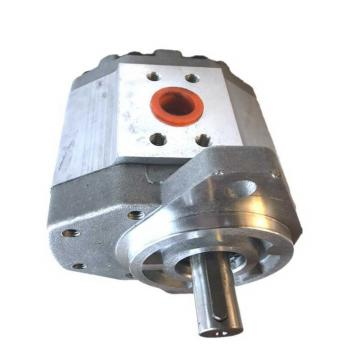 Hamworthy Hydraulics 2000K Series Gear Pump Service Instructions 0537F