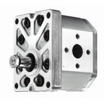 Hyd Gear Pump Group 3, 4 Bolt Flange Elbow port 1 1:8 Taper Shaft 34CC Clockwise