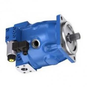 Rexroth Idraulico Pump, A10v16dr1rs4, W/ 1.5 hp Leeson Ac Motore, Usato