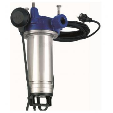 Elettropompa pompa sommersa Lowara 2GS 11 Monofase 1.5 hp 1.1 Kw per pozzo