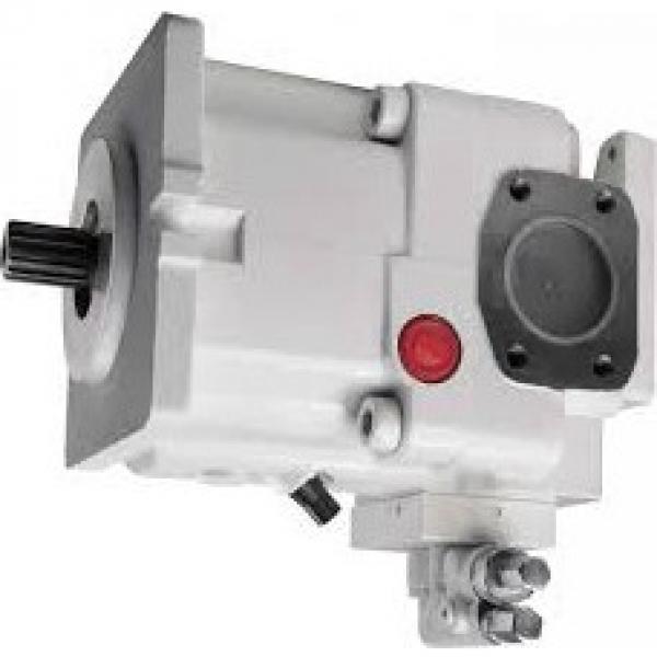 Nidec EEQ-7T1 Pompa Idraulica & Motore 3 Ph 1/2 HP #1 image