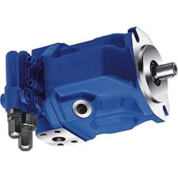 Rexroth Hydraulikmotor A2FM10761W #2 image